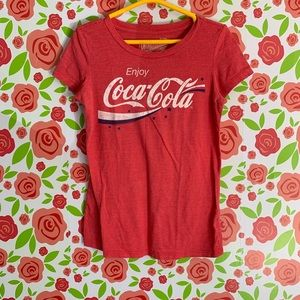 Old Navy Collectabilitees Coca Cola T-shirt